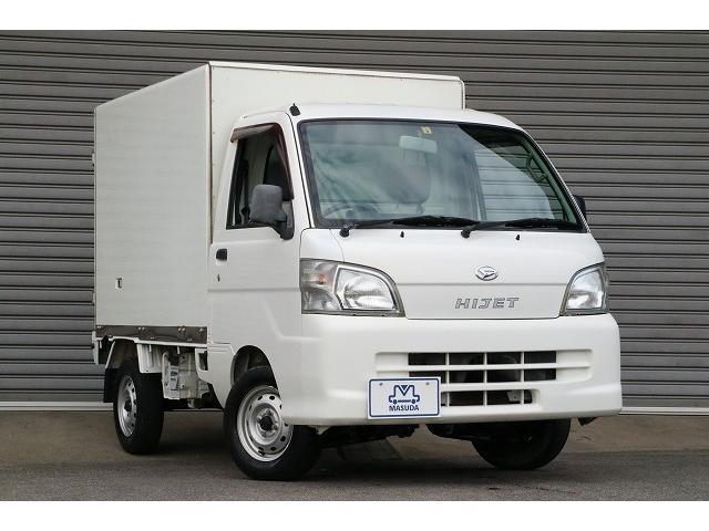 ダイハツ FRP中温冷凍車 -7℃~35℃設定 AT PS AC