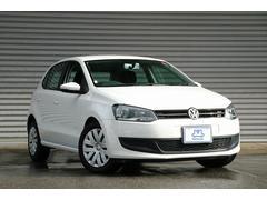 VW ポロTSIコンフォートラインブルーモーションテクノロジー純正ナビ