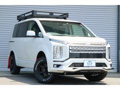 デリカD:5G パワーパッケージ  eアシスト 両パワスラ 4WD 登録済未使用車 JAOSオプション LEDライト パワーバックドア