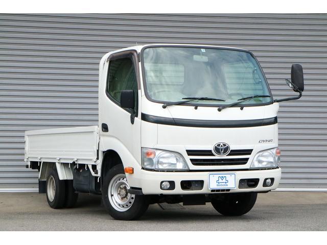 トヨタ ダイナトラック ジャストロー 1.5t 5速3ペダル Dターボ 荷台木製