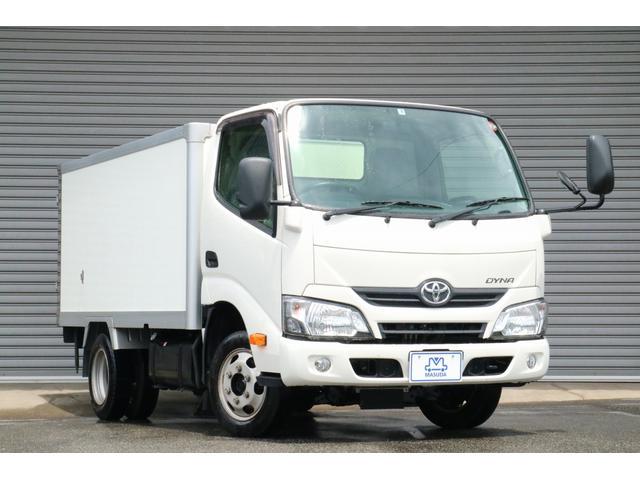 トヨタ ダイナトラック 保冷車 トヨタ車体 5速Dターボ 電格ミラー フォグ ETC