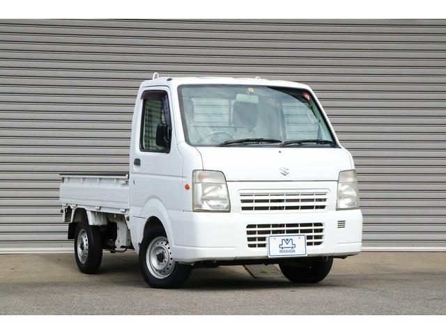 スズキ FC 5MT 4WD ショートホイルベース エアコン パワステ