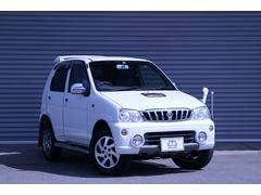 テリオスキッドX 4WD ターボ 4AT 絶版車 絶版車 4WD ターボ 4AT 社外ナビ ABS