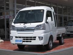 ハイゼットトラックジャンボ 4WD オートマ車 純正LEDヘッドライト