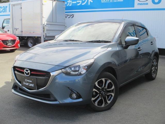 「マツダ」「デミオ」「コンパクトカー」「鳥取県」の中古車