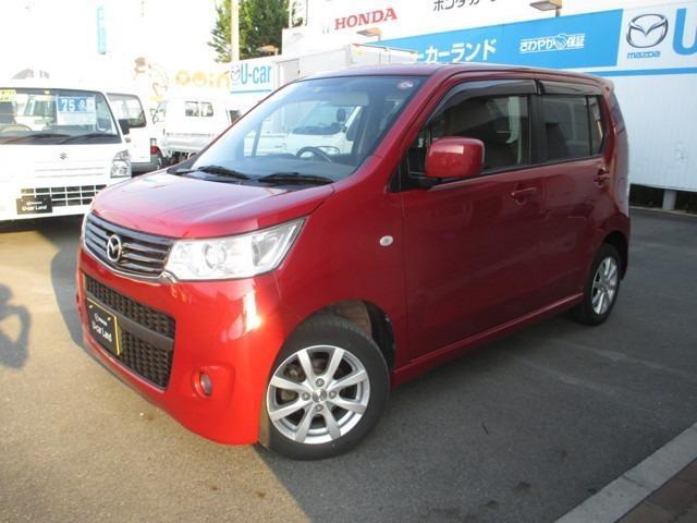 「マツダ」「フレアカスタムスタイル」「コンパクトカー」「鳥取県」の中古車