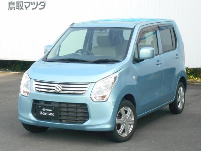 「スズキ」「ワゴンR」「コンパクトカー」「鳥取県」の中古車
