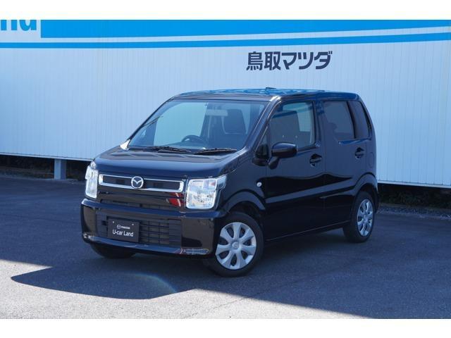 マツダ ハイブリッドXG 4WD ナビ シートヒーター ETC