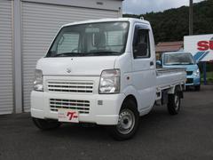 キャリイトラックKCエアコン・パワステ 4WD 荷台ゴムマット