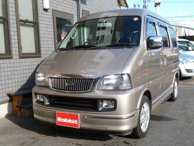 スズキ XL4WD 7人