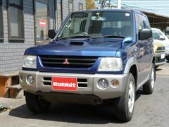 パジェロミニV 4WD キーレス 4AT