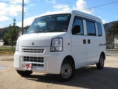 エブリイPA 4WD AT エアコン パワステ 車検整備付き