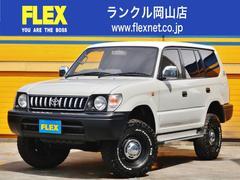 ランドクルーザープラドTX 新品タイヤホイール 貨物登録可能