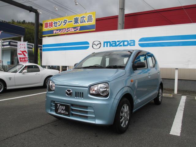 マツダ キャロル GL CVT  アイドリングST レーダーブレーキ CD