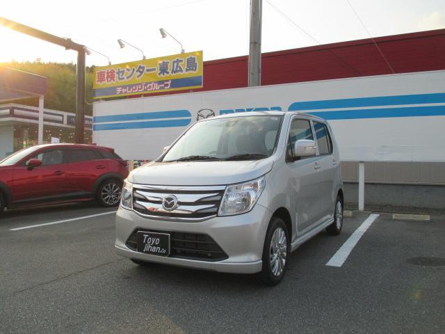 マツダ HS CVT  ナビTV ETC 衝突軽減装置装備車