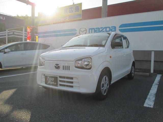 マツダ GL CVT パワーウインド FMAMCDラジオ 諸突軽減装置装着車