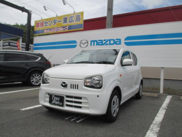 マツダ GS CVT CDデッキ 衝突軽減装置装着車
