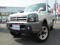 ジムニーランドベンチャー 4WD 5MT ナビ キーレスエントリー