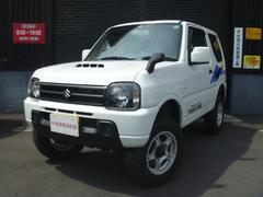 ジムニーXG リフトUP 5MT ETC 背面タイヤ ターボ 4WD