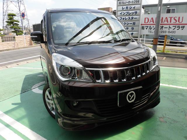 三菱 S 4WD AT スマートキー ナビ TV シートヒーター