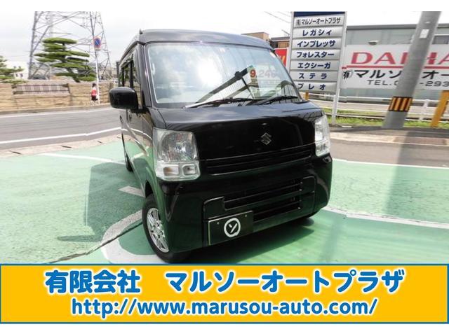 スズキ ジョイン ハイルーフ 4WD CD 5AT 軽バン