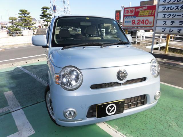 ココアX AT スマートキー CD 軽自動車 ABS(1枚目)