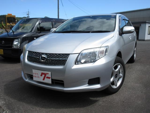 トヨタ 1.5X 4WD ナビ 15インチアルミホイール