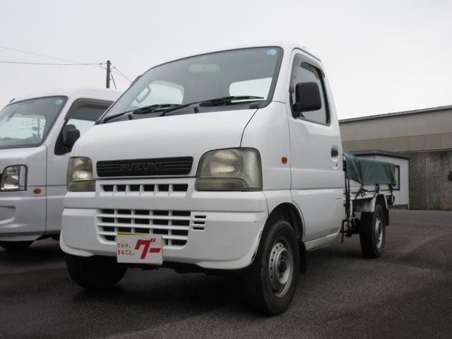 スズキ KU 4WD 5速マニュアル エアコン パワステ