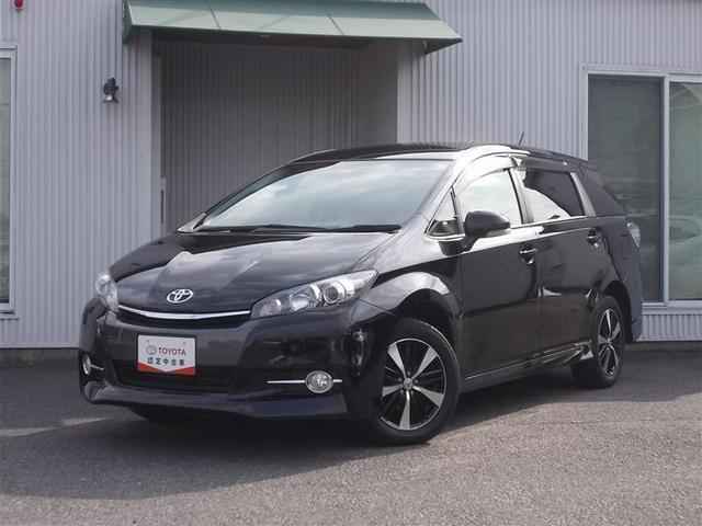 トヨタ 1.8S 4WD ナビ バックモニター ETC