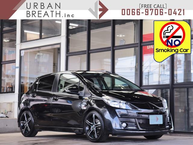 トヨタ RS G's ・禁煙車・社外HDDナビ・フルセグ・ETC・HID・社外17AW・社外シフトノブ・革巻きステア・パドルシフト・社外Rスポ・ダウンサス・Rフォグ・Mウィンカー・DVD再生・Bluetooth接続