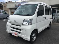 ハイゼットカーゴ4WD エアコン インパネ5MT 軽バン ナビ TV CD