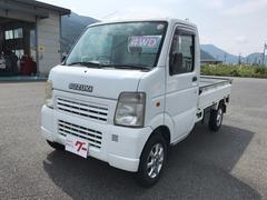 キャリイトラックKC 4WD 三方開 AT車 エアコン CD