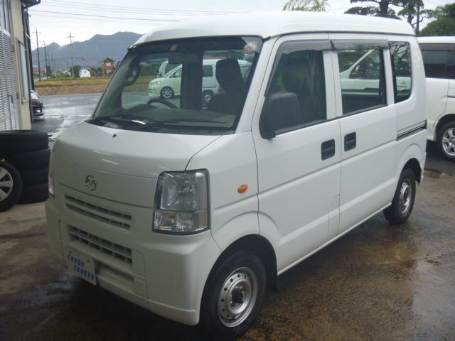 マツダ PA 車検整備付き 4WDハイルーフ エアコン パワステ