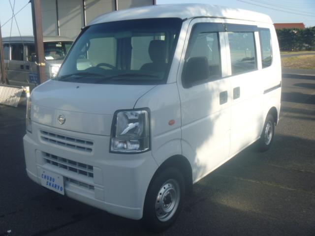日産 DX ハイルーフ 車検整備付 エアコンパワステ付 オートマ