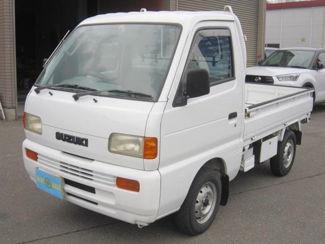 スズキ キャリイトラック KU5速MT4WD