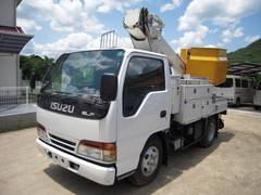 エルフトラックアイチSH099 9.9m高所作業車