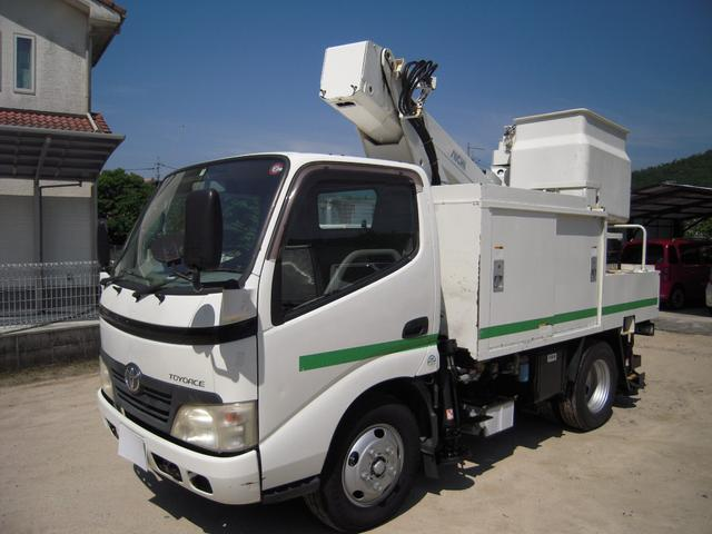 トヨタ 高所作業車
