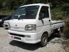 ハイゼットトラックベースグレード 4WD 5MT エアコン パワステ