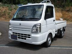 キャリイトラックKCエアコン・パワステ 4WD 5速マニュアル 軽トラ