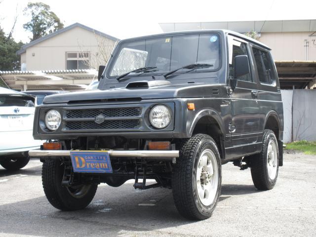 スズキ HC 4WD 5速MT 全塗装済 キーレス 16AW CD