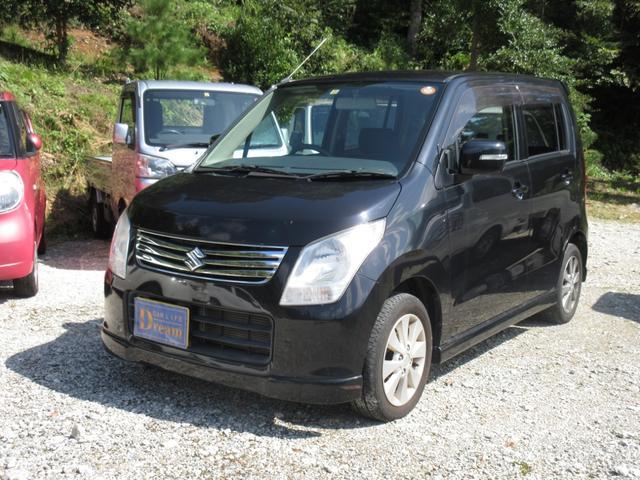 スズキ FXリミテッド 4WD スマートキー CD シートヒーター