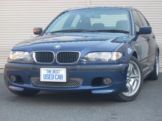 BMW 318i Mスポーツパッケージ レザーシート 17アルミ