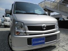 AZワゴンFX−スペシャル ディーラー車 キーレス ETC ベンチ