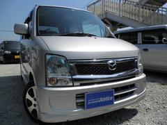 AZワゴンFX−Sスペシャル ディーラー車 キーレス Tチェーンアルミ