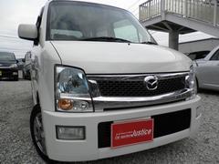 AZワゴンFT−Sスペシャル 4WDターボワンオーナー ディーラー車