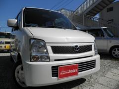 AZワゴンFX ディーラー車 ETC キーレスTチェーン ベンチシート