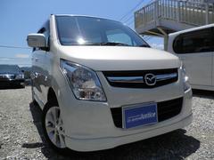 AZワゴンXSスペシャル ディーラー車 スマートキー プッシュスタート