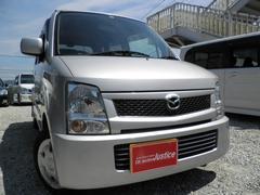 AZワゴンFX ディーラーメンテナンス車 キーレス Tチェーン