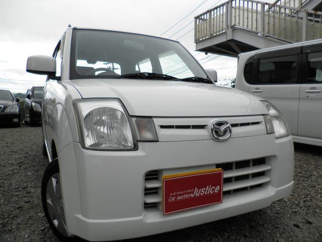 マツダ GII エコ5MTディーラーワンオーナー車キーレス電動ミラー