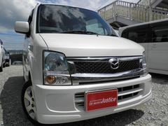 AZワゴンFX−Sスペシャル 4WDワンオーナーディーラー車Tチェーン